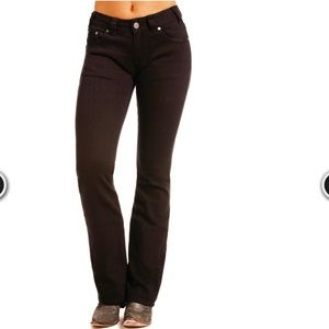 Denim - Rock and roll cowgirl mid rise bootcut jeans
